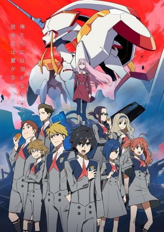 In Darling In The Franxx everyone relies on this team to save them